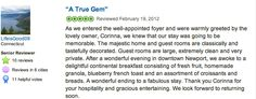 Review from 2/19/12