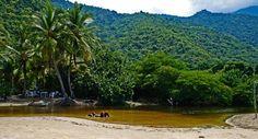 Playa Uricao, estado Aragua , Venezuela