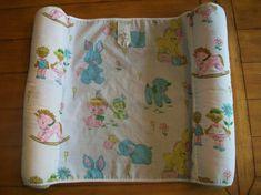 Vintage Plankie Toys Baby Newborn Anti Roll Pillow- Sleep Head Positioner - Bedding- Nursery Linens- Boy Girl Unisex on Etsy, $15.00