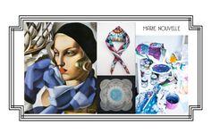 Marie Nouvelle painted silk scarves Silk Painting, Artist Painting, Silk Scarves, All Print, Painted Silk, Prints, Designers, Collection, Atelier