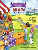 What To Do When Your Brain Gets Stuck guides children and their parents through the cognitive-behavioral techniques used to treat obsessive compulsive disorder. This interactive self-help book turns kids into super-sleuths who can recognize and more appropriately respond to OCDs tricks. With engaging examples, activities, and step-by-step instructions, it helps children master the skills needed to break free from OCD's sticky thoughts and urges, and live happier lives.