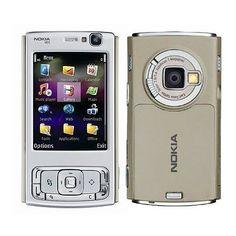 £34.99 - Nokia N95 mobile phone (Unlocked) Sand Symbian slide http://www.ebay.co.uk/itm/Nokia-N95-mobile-phone-Unlocked-Sand-Symbian-slide-/251550307470?pt=UK_Mobile_Phones&hash=item3a9191148e