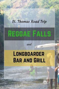 4c961864410fea Reggae Falls   Longboarder Bar and Grill. Jamaica Travel ...