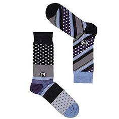 Baby Girl Colourful Animal Spotty Stripes Non-slip Ankle Socks 6 Pairs