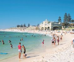 Cottesloe Beach. Perth, AU