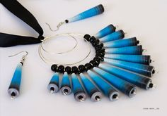 paper jewelry OR great to make with polymer!