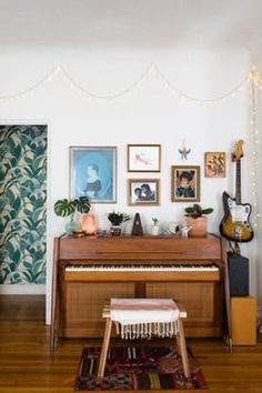 Master of None Actress Noel Wells LA Home Photos | Apartment Therapy