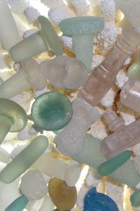 Bottle Stoppers | Bella Mare Sea Glass
