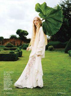 Lucan Gillespie by Matteo Montanari for Teen Vogue September 2014