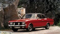 Opel - 1967 - Opel Commodore A Coupe GS/E, 1970–1971.