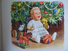 (19) Harald Damsleth - min aller første bok fra 1953 | FINN.no Weird, Christmas Ornaments, Holiday Decor, Disney, Home Decor, Pink, Photo Illustration, Decoration Home, Room Decor