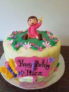 Halloween 1st birthday cake Debs cakes Pinterest Birthday cakes