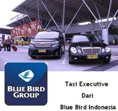 Taxi Executive Dari Blue Bird Indonesia