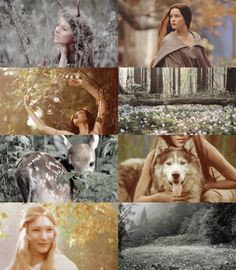 """Elf ladies aesthetic "" #2"