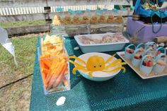 "Photo 9 of 17: Mermaids / Under the Sea / Birthday ""Rylee's 4th Birthday"" 