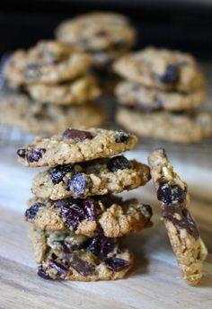Oatmeal Cookies with Bonus Features | Forbidden Rice Blog