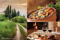 An Autumn Sunday Lunch in Tuscany