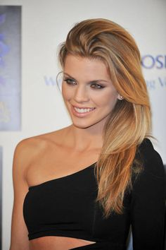 Unwritten: Hair Envy: Annalynne McCord