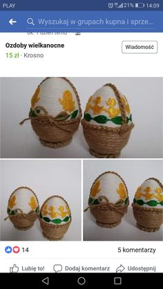 Egg Crafts, Diy And Crafts, Arts And Crafts, Egg Shell Art, Candy Cart, Macrame Curtain, Easter Treats, Egg Shells, Bottle Crafts