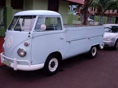 U.S. sales of Volkswagen vans in pickup and commercial configurations were curtailed by the Chicken tax