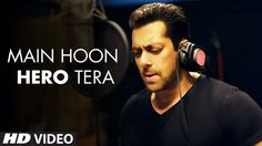 'Main Hoon Hero Tera' VIDEO great job Bhai!!! Song - Salman Khan | Hero | T-Series