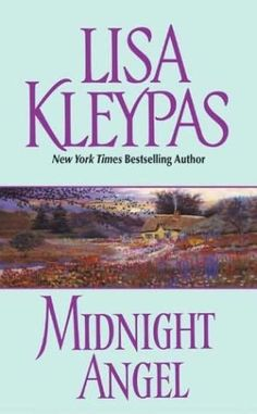 book cover of     Midnight Angel      (Stokehursts, book 1)    by    Lisa Kleypas