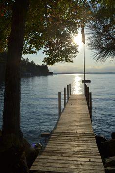 Lake Winnepesaukee - second leg of vacation this year