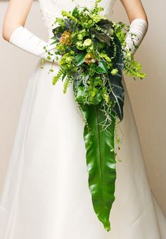 Bouquet Of Foliage Nicolai Bergmann