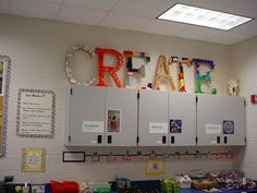 Image result for art classroom setup ideas