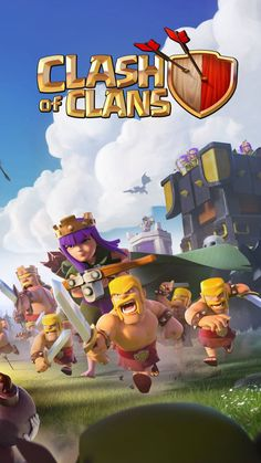 Clash of Clan Wallpaper HD Background Images Android Mobile Iphone Coc Clash Of Clans, Clash Of Clans Game, Facebook Cover Photos Hd, Best Nature Images, Game Of Thrones Images, Apps, Games Images, Wallpaper Pc, Cartoon Wallpaper