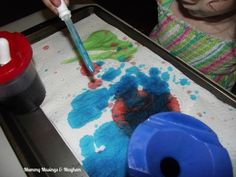 3 Easy & budget ideas for fine motor practice with toddlers!