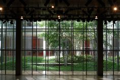 Gallery - The New York Times Building Lobby Garden / HM White Site Architects + Cornelia Oberlander Architects - 2