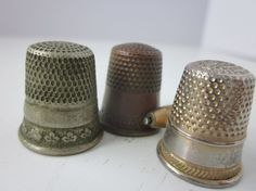 i love thimbles....i am a collector of thimbles...