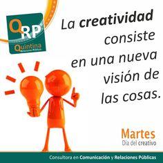 Desarrollemos nuestras ideas con creatividad