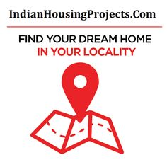 Looking for a home has never been this easy! Find you home at www.indianhousingprojects.com