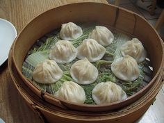 What better way to spend a weekend morning than over dim sum? Waitresses keep offering you tidbits of pork and shrimp, your endless pot of...