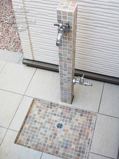Backyard Projects, Garden Projects, Dog Washing Station, Garden Sink, Outdoor Sinks, Garden Deco, Interior Garden, Elegant Homes, Backyard Landscaping