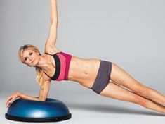Marisa Miller Ab Workout