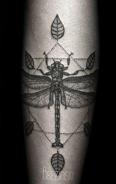 Tattoos by Brezinski 2013 on Behance