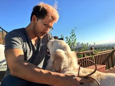 <3 Mark and Chica <3