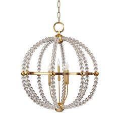 Danville Chandelier | Hudson Valley Lighting