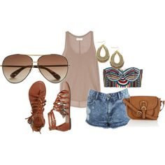 Boho Summer Oufit | Bohemian Fashion