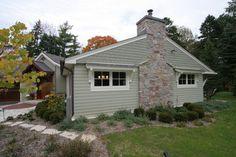 Craftsman Ranch Exterior - craftsman - Exterior - Milwaukee - Froze Design-Build, Inc.