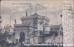 Orasul lui Bucur: Expozitia din 1906 Mecca, Paris Skyline