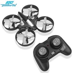 RCtown ELF Mini Drone for Kids Mini UFO Quadcopter Drone with Gyro Headless Mode Remote Control Nano Quadcopter (Black) Rc Drone, Drone Quadcopter, Drones, Flying Helicopter, Radio Control, Tiffany Blue, Toys For Boys, Ufo, Remote