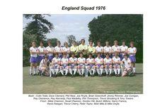 England 1976 Exclusive Photocall Team Photos   eBay