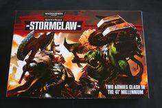 El contenido de la caja: Sanctus Reach: StormClaw