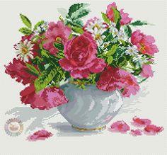 bouquet rose | VK