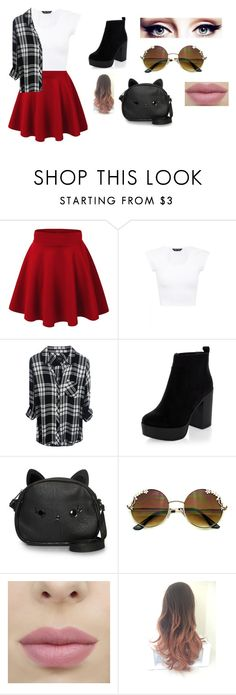 """""""Sabrinaa"""" by lilicabsilveira-1 on Polyvore featuring moda e Loungefly"""