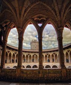 Visit the Bellver Castle. Is a must. #Mallorca. Spain